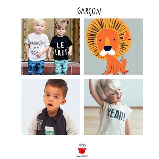 GARÇON 3-6ANS