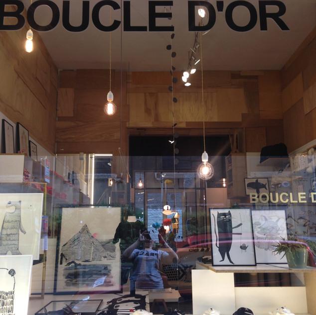 BOUTIQUE BOUCLE D'OR