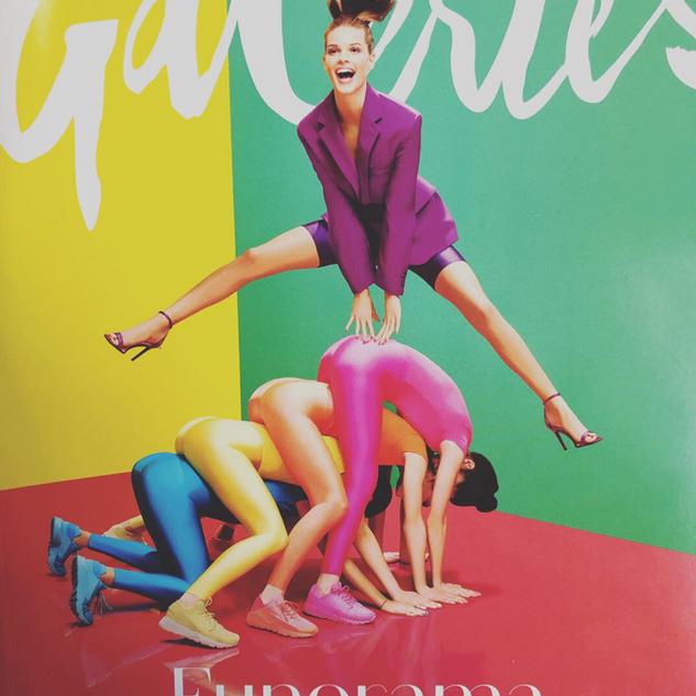 GALERIE LAFAYETTE PARIS