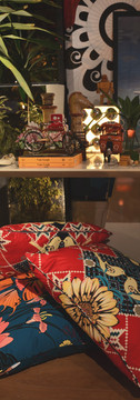 CONCEPT LOUNGE ADRIANA BARRA + HOME DESIGN