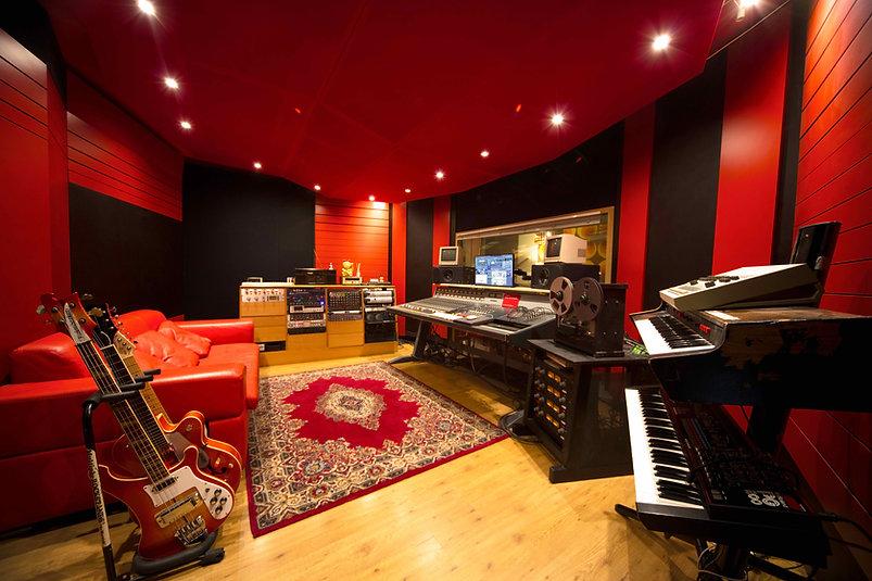 Studio di Registrazione Professionale Padova Studio2