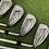 Thumbnail: Mizuno JPX 919 Hot Metal irons 4-PW // Soft Reg