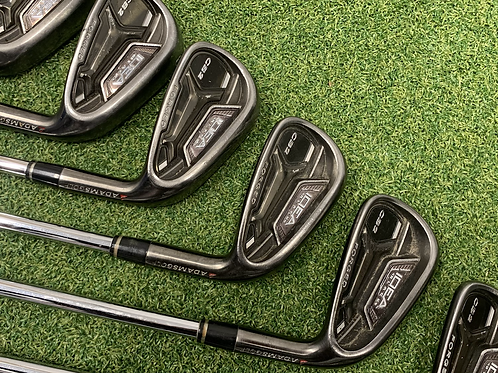 Adams Idea CB2 Irons 4-GW // Stiff