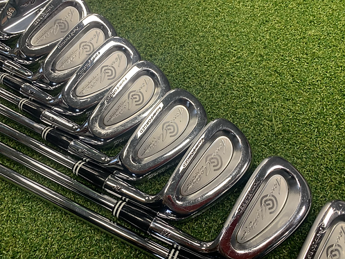 Cleveland Tour Action Irons 3-PW, 56-60// Stiff