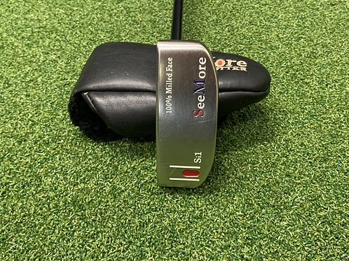 """SeeMore Si 1  Putter // 34"""""""