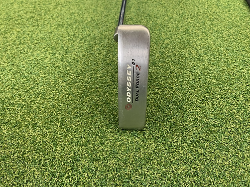 """Odyssey Duel Force2 #1 Putter // 34"""""""
