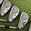 Thumbnail: Mizuno MP-H5 Forged irons 4-PW // Reg