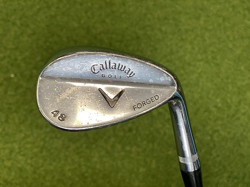 Callaway Forged Wedge // 48°