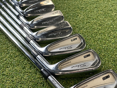Titleist CB/MB Forged 716 combo Irons 4-PW // XStiff