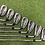 Thumbnail: Titleist T100s Irons 5-GW // Reg