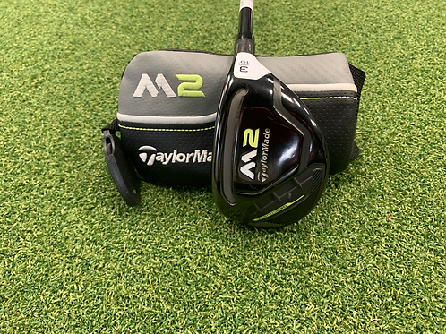Taylormade M2 3 Hybrid // Stiff