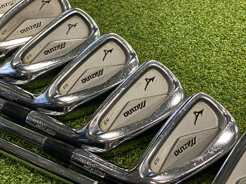 Mizuno MP-53 irons 3-PW // Stiff