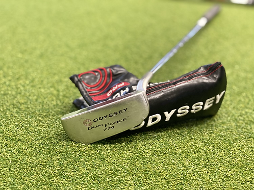 Odyssey Dual Force 770 Putter // 32""