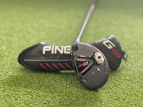 Ping G410 3 Hybrid // Stiff