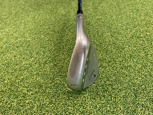 Callaway MD3 Milled Wedge // 60°