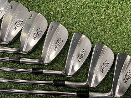 Titleist 660 Forged Irons 3-PW // XStiff