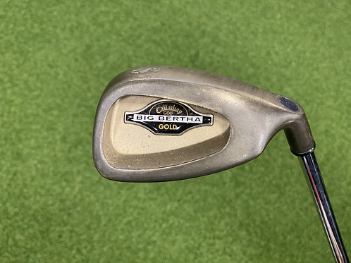 Callaway Big Bertha Gold Wedge // SW