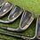 Thumbnail: Cobra King Forged Tec One Length Irons 4-PW// Stiff