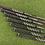 Thumbnail: Mizuno JPX 900 Tour irons 4-PW // Stiff