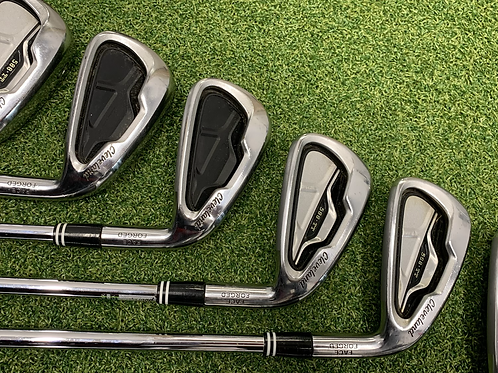 Cleveland 588 irons // 4-pw