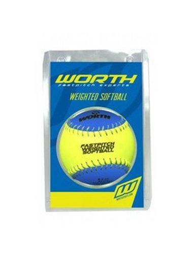 Worth Weighted Softball