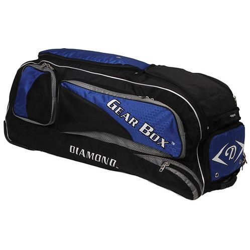 Diamond Gear Box Wheeled Catcher's Bag