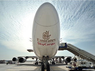 Emirates Sky Cargo - Connecting Campaign