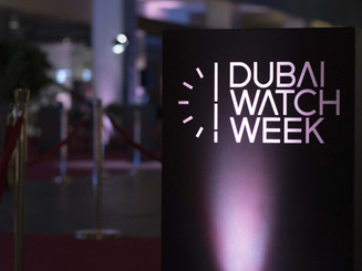 Dubai Watch Week 2019