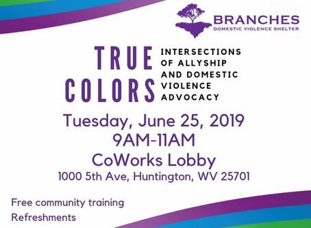 True Colors Press Release