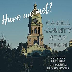 Cabell Stop Team.jpg