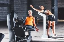 Personalisiertes Training trifft moderne Technik. Höhe Trainingsergebnisse Minimaler Zeitaufwand