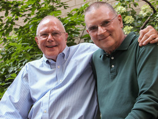 Gay Couple Celebrates 50 years Together - Without a Wedding