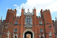 The Great Gatehouse, Hampton Court Palace