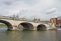 Kingston Bridge, Kingston upon Thames