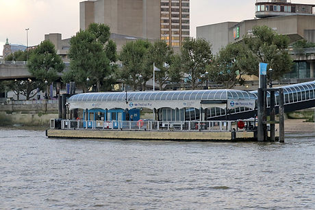 Festival Pier, South Bank, London SE1 8XZ