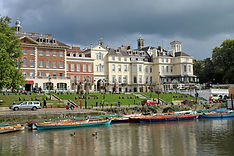 The riverfront at Richmond