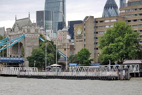 St. Katharine Pier, St. Katharine Docks, 50 St. Katharine Way, London, E1W 1LA