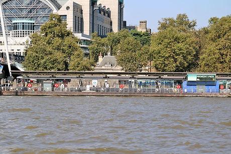 Embankment Pier, Victoria Embankment, London, WC2N 6NU