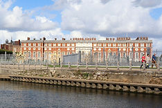Tijou's Screen & the East Front, Hampton Court Palace