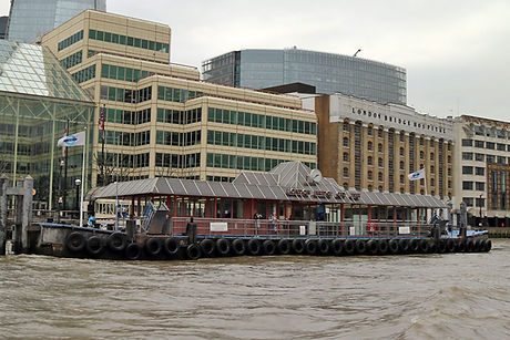 London Bridge City Pier, London Bridge Walk, London, SE1 3UD