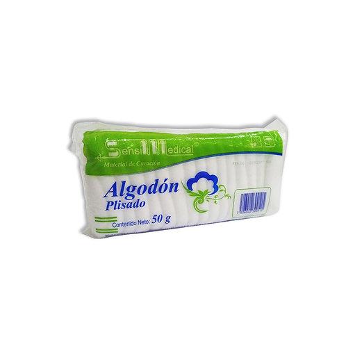 ALGODON PLISADO BOLSA CON 50 G