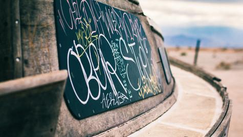 Graffiti Boat