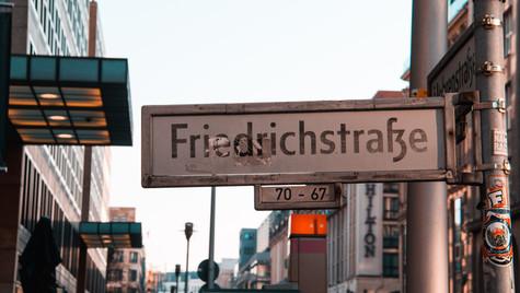 Friedrichstrafe