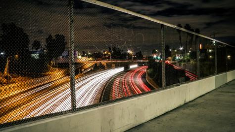 Freeway Timelapse