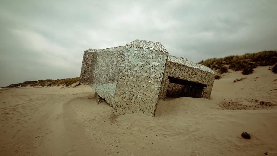 Mirrored Bunker