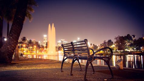 Midnight in Echo Park