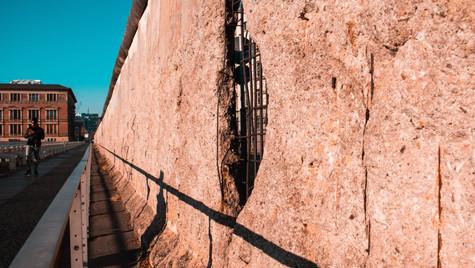 Hole in the Berlin Wall