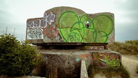Graffiti Bunker 1