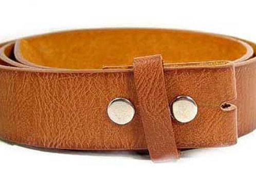 Tan soft leather
