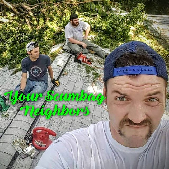 Your Scumbag Neighbors Tree Removal